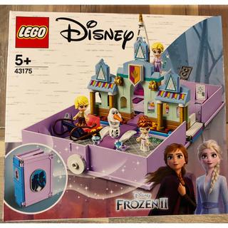 Lego - レゴ LEGO アナとエルサのプリンセスブック 43175 アナ雪