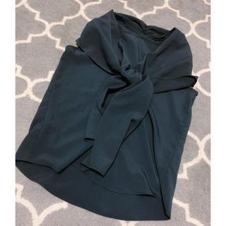 プラステ(PLST)のとろみ 袖無しブラウス(シャツ/ブラウス(半袖/袖なし))