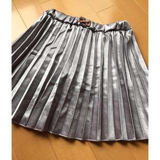 Branshes - ラベンダープリーツスカート