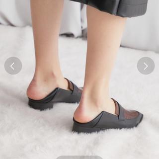 ステュディオス(STUDIOUS)のstudious 2way  バブーシューローファー(ローファー/革靴)