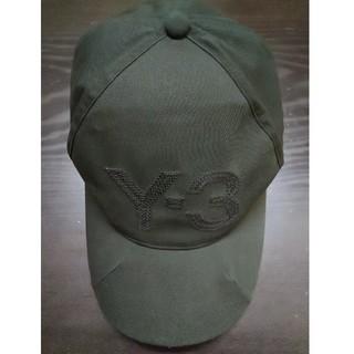 ワイスリー(Y-3)のY-3 キャップ 黒 サイズL(キャップ)