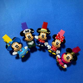 Disney - ディズニー ピンチ5個セット
