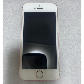 Apple - iPhoneSE 32GB ローズゴールド