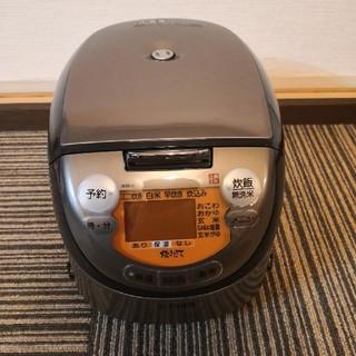 タイガー(TIGER)のタイガー土鍋IH 炊飯ジャー JMK- G550(炊飯器)