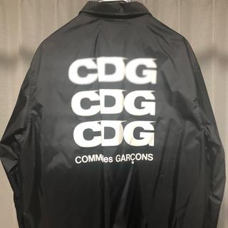 コムデギャルソン(COMME des GARCONS)のGOOD DESIGN SHOP COMME des GARCONS コーチJK(ナイロンジャケット)