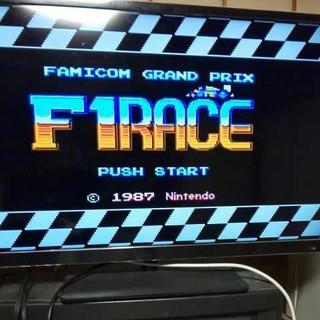 ファミリーコンピュータ(ファミリーコンピュータ)のファミコン ディスクシステム ファミコングランプリ F1レース(家庭用ゲームソフト)