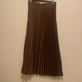 ZARA - zaraのプリーツスカート(新品未使用タグ付き)