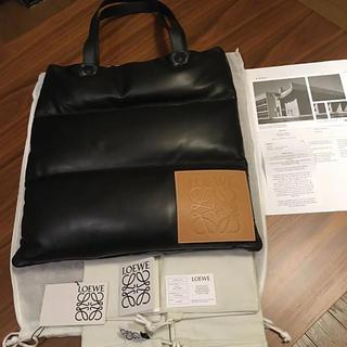 LOEWE - 新品正規品 LOEWE Vertical Tote Puffy Bag トート
