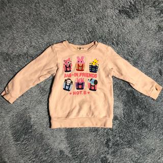 ホットビスケッツ(HOT BISCUITS)のミキハウス トレーナー(Tシャツ/カットソー)
