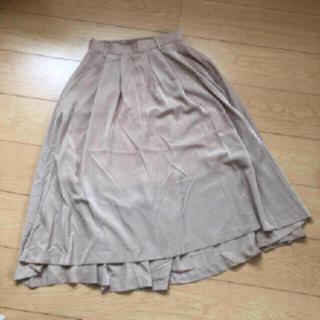 ヘザー(heather)の162・【SALE♡3000円→2400円】フレアスカート(ひざ丈スカート)