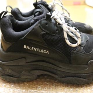 Balenciaga - BALENCIAGA triple s 41 値下げ可