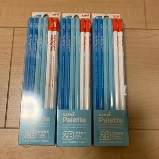 ミツビシエンピツ(三菱鉛筆)のuni 2B 鉛筆 赤鉛筆 3ダースセット 三菱鉛筆(ペンケース/筆箱)