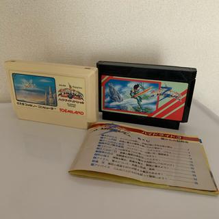 ファミリーコンピュータ(ファミリーコンピュータ)のファミコン ハイドライドスペシャル・3(家庭用ゲームソフト)