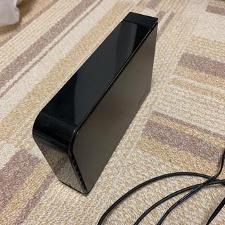 Buffalo - BUFFALO 外付けHDD 2TB HD-LS2.0TU2D