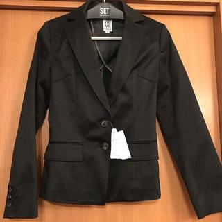 ミッシェルクラン(MICHEL KLEIN)の【お値下げ】MICHEL KLEIN ミッシェルクラン ジャケット スカート(スーツ)