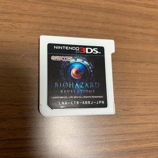 ニンテンドウ(任天堂)のバイオハザード リベレーションズ(3DS)(ゲーム)