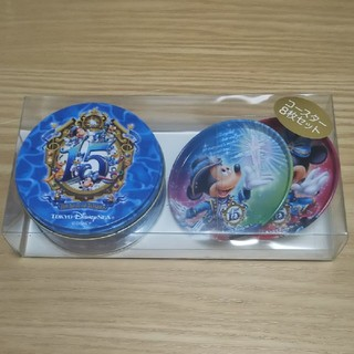 Disney - ディズニーシー 15周年 コースターセット