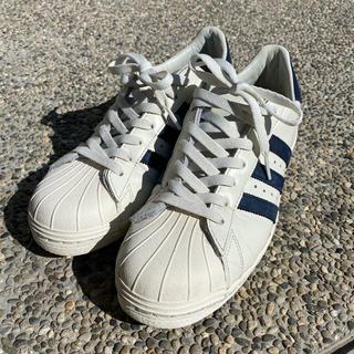 アディダス(adidas)のアディダス スーパースター 80s VINTAGE DELUXE 28.0(スニーカー)