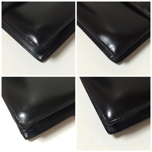 Salvatore Ferragamo(サルヴァトーレフェラガモ)のFerragamo フェラガモ クラッチバッグ セカンドバッグ カーフレザー メンズのバッグ(セカンドバッグ/クラッチバッグ)の商品写真