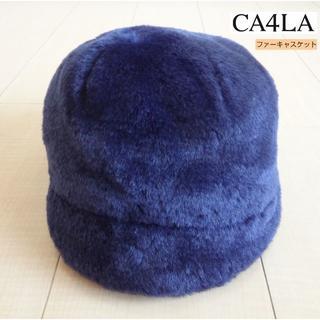 Plage - CA4LA キャスケット ワンサイズ 58cm カシラ ハット ベレー 帽子
