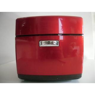 ミツビシデンキ(三菱電機)の★三菱IHジャー炊飯器★NJ-VX101 ルビーレッド★(炊飯器)