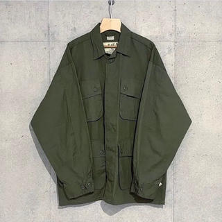 BEAMS - 2020SS SSZ×BUZZ COMBAT TROPICAL COAT
