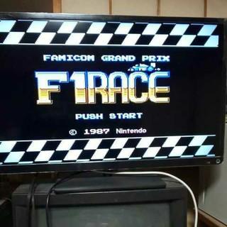 ファミリーコンピュータ(ファミリーコンピュータ)のファミコン ディスクシステム ファミコングランプリF1レース(家庭用ゲームソフト)