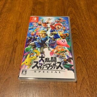 Nintendo Switch - 大乱闘スマッシュブラザーズ SPECIAL Switch 新品 未使用