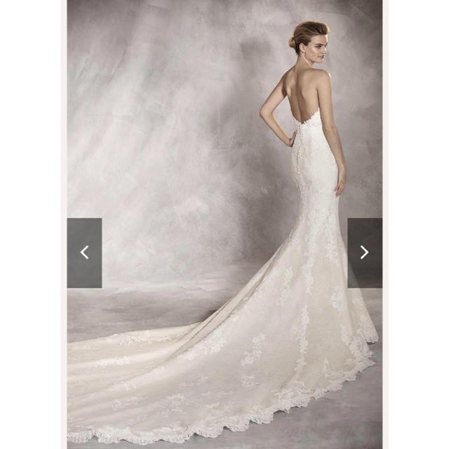 Vera Wang(ヴェラウォン)の【再値下げ】pronovias princia プロノビアス プリンシア  レディースのフォーマル/ドレス(ウェディングドレス)の商品写真
