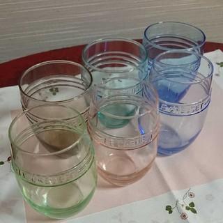 ルクルーゼ(LE CREUSET)の【未使用品】ル・クルーゼ BOSS コラボ グラス 6客セット(グラス/カップ)