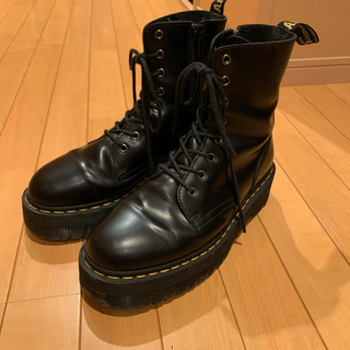 Dr.Martens - dr.martens JADON POLISHED SMOOTH 厚底