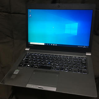 トウシバ(東芝)の東芝 Z-30A【core i5 SSD 128GB windows10】(ノートPC)
