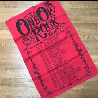 ONE OK ROCK - ワンオク one ok rock クロス ランチョンマット ライブグッズ