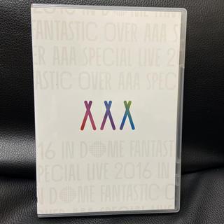 トリプルエー(AAA)のAAA FANTASTIC OVER DVD(ミュージック)