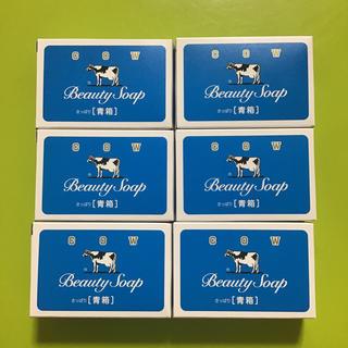 牛乳石鹸 - 牛乳石鹸 青箱 6個