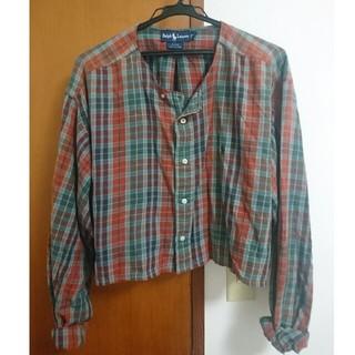 Santa Monica - ラルフローレン リメイクシャツ