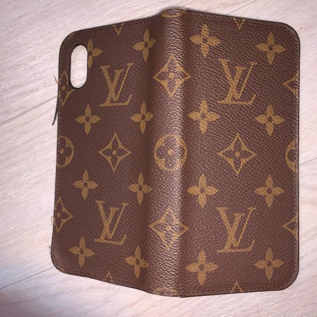 LOUIS VUITTON - ルイヴィトン モノグラム iPhoneXSケースの通販