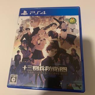 プレイステーション4(PlayStation4)の十三機兵防衛圏 PS4 美品 中古(家庭用ゲームソフト)