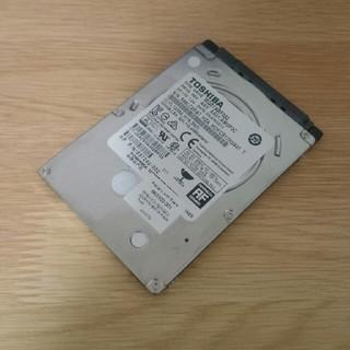 トウシバ(東芝)のTOSHIBA 2.5インチ HDD 320GB(PCパーツ)