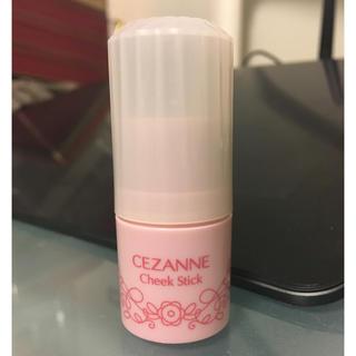 セザンヌケショウヒン(CEZANNE(セザンヌ化粧品))のお試しに(^^)セザンヌの優秀艶チーク♪(チーク)
