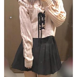 WEGO - 【WEGO】プリーツスカート