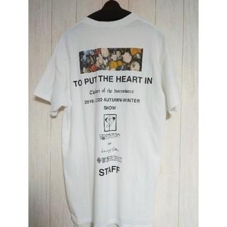 キャピタル(KAPITAL)のChildren of the Discordance 19AWスタッフTシャツ(Tシャツ/カットソー(半袖/袖なし))