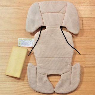 コンビ(combi)のチャイルドシート  インナークッション  新生児用クッション  新生児クッション(自動車用チャイルドシートクッション)