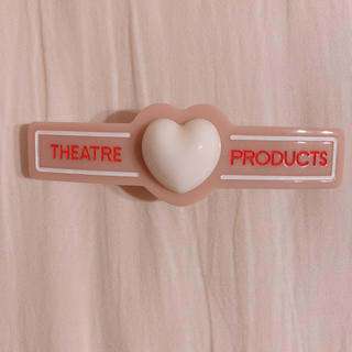 THEATRE PRODUCTS - THEATRE PRODUCTS ハートバレッタ