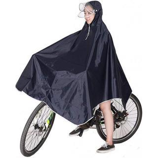 185 レインコート カッパ ポンチョ レインウェア サイクリング ゲリラ豪雨(レインコート)
