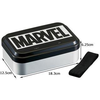 マーベル(MARVEL)のふんわり盛れる アルミ製弁当箱 大容量 マーベル Marvel 870ml(弁当用品)