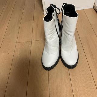 アウラアイラ(AULA AILA)のアウラアイラショートブーツ38(ブーツ)