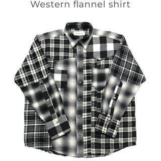 ヴィスヴィム(VISVIM)のミヤギヒデタカ miyagihidetaka Western flannel (シャツ)