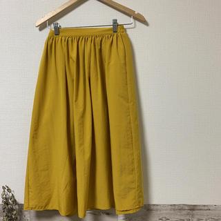 ドレスキップ(DRESKIP)の春カラースカート(ロングスカート)