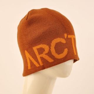 アークテリクス(ARC'TERYX)のアークテリクス 茶色 ニット帽ARC'TERYXビーニー ニットキャップ 新品(ニット帽/ビーニー)